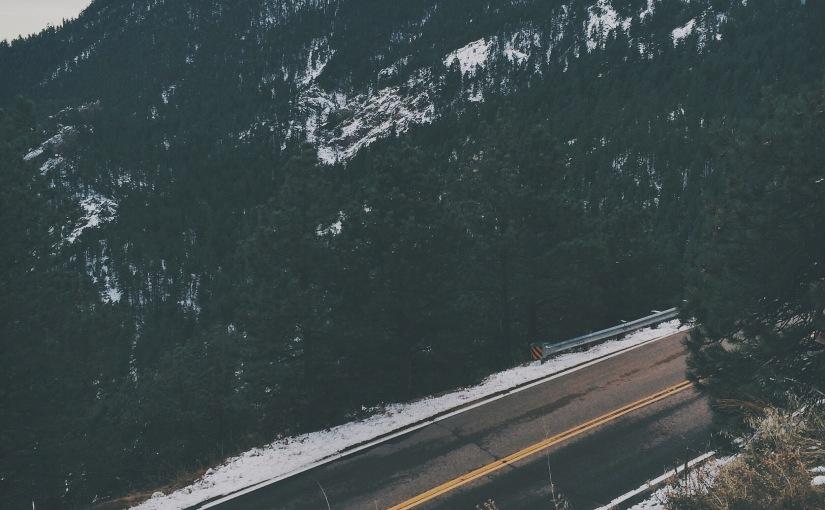 The Road In-Between